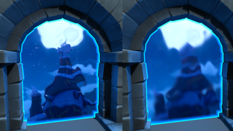 A Look at Spyro's Portals – Distorting the Background